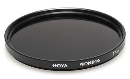 Hoya šedý filtr ND 16 Pro digital 55mm