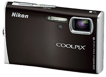 Nikon CoolPix S52 černý