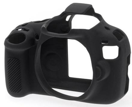 EasyCover silikonové pouzdro pro Canon EOS 1200D černé