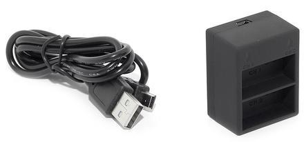 MadMan duální USB nabíječka pro GoPro HERO3