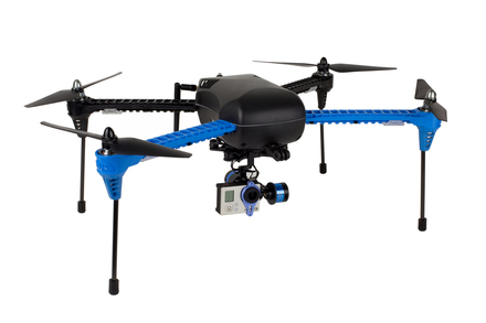 3D Robotics IRIS+ RTF kit (433)