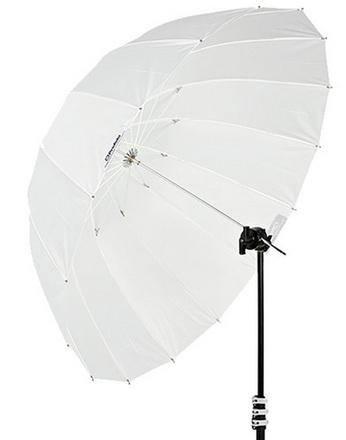 Profoto deštník Deep L 130cm průsvitný
