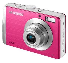 Samsung L201 růžový
