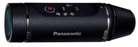 Panasonic HX-A1 oranžová