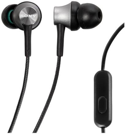 Sony sluchátka MDR-EX450AP bílá