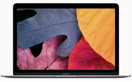 "Apple MacBook 12"" 512GB MJY42CZ/A šedý"
