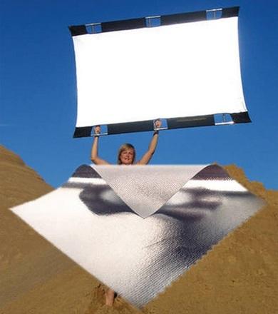 Sunbounce SUN-BOUNCER PRO KIT silver/white