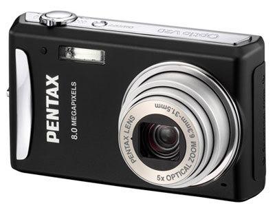 Pentax Optio V20 černý