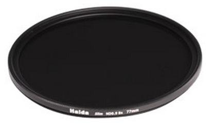 Haida šedý filtr Slim ND400 43mm