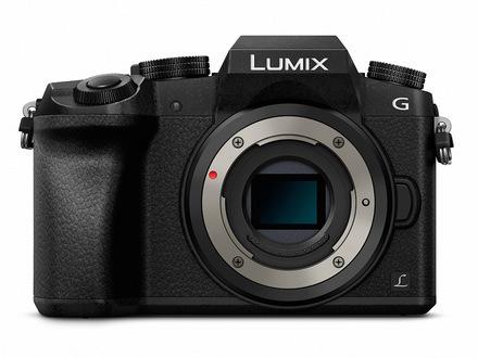 Panasonic Lumix DMC-G7 tělo černý