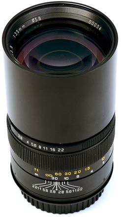 ZY Optics 135mm f/2,8 pro Canon