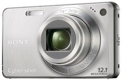 Sony CyberShot DSC-W270 stříbrný
