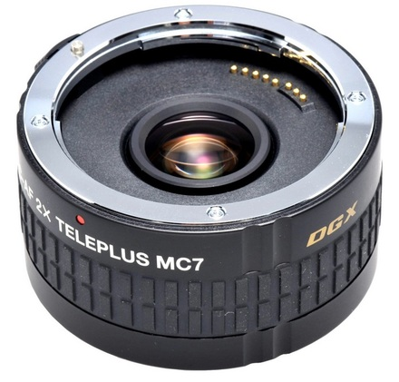 Kenko telekonvertor MC7 AF 2,0x DGX pro Nikon