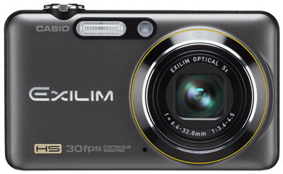 Casio EXILIM FC100 černý