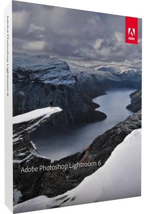 Adobe Photoshop Lightroom 6 WIN / MAC ENG