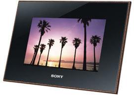 Sony fotorámeček DPF-X800BI