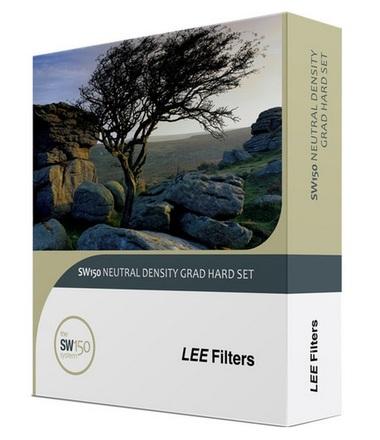 LEE Filters SW150 set filtrů ND - sada šedá přechodová tvrdá