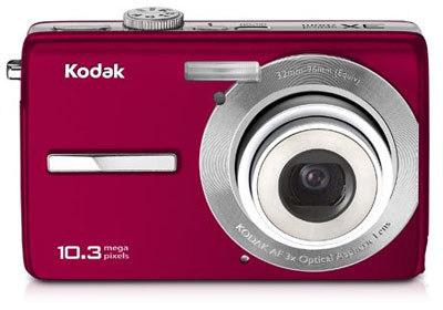 Kodak EasyShare MD1063 červený