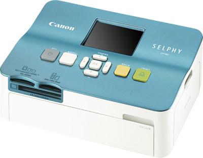 Canon SELPHY CP780 modrá