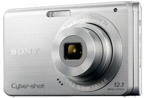 Sony CyberShot DSC-W190 stříbrný