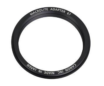 Canon flash adaptér Macrolite 67