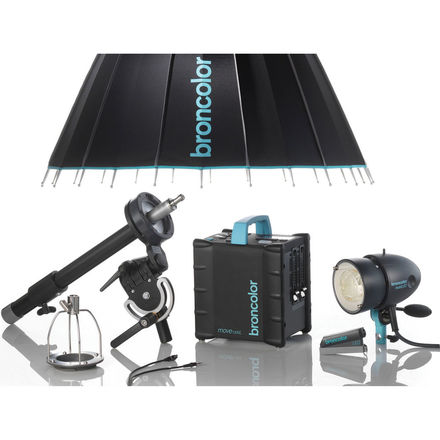 Broncolor Move 1200 L Outdoor Para Kit
