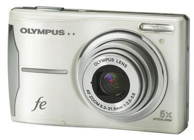 Olympus FE-46 bílý