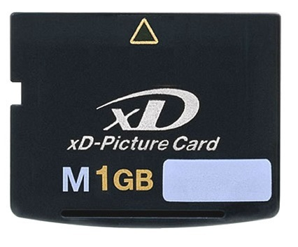 Olympus xD Picture Card 1 GB M