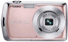 Casio EXILIM Z2 růžový