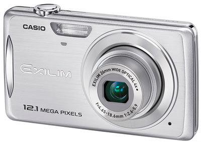 Casio EXILIM Z280 stříbrný