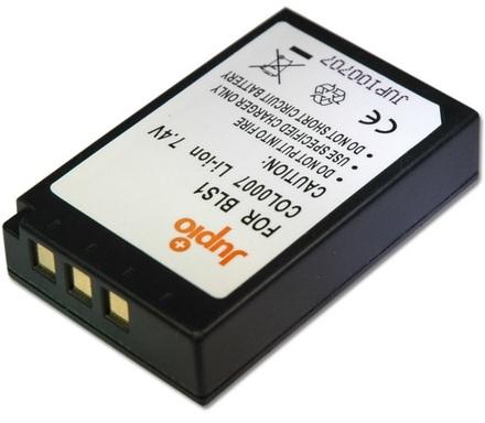 Jupio akumulátor Li-BLS1 pro Olympus