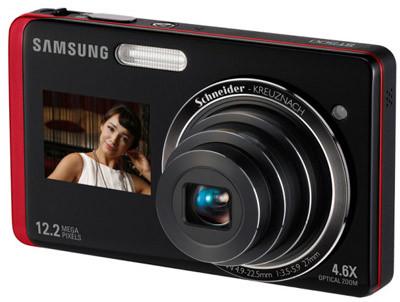 Samsung ST500 červený