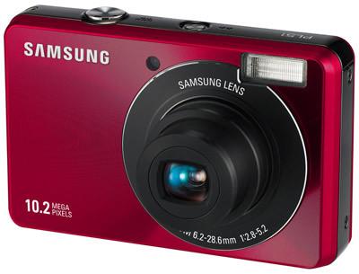 Samsung PL51 červený