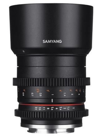 Samyang 50mm T/1,3 AS UMC CS pro Fuji X