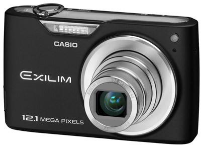 Casio EXILIM Z450 černý