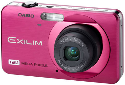 Casio EXILIM Z90 růžový