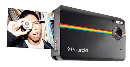 Polaroid Z2300 Digital Instant Camera Box