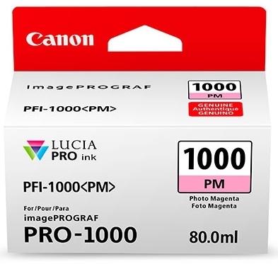 Canon Cartridge PFI-1000 PM Photo magenta