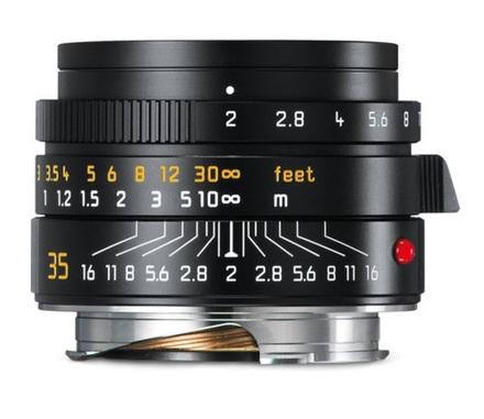 Leica 35mm f/2,0 ASPH SUMMICRON-M verze 2016