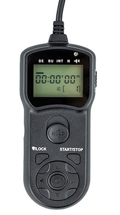 JJC kabelová časová spoušť RS-60E3 pro Canon