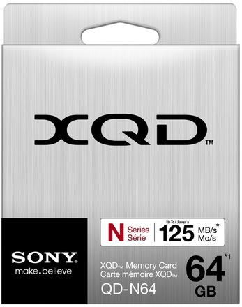 Sony XQD 64GB N serie