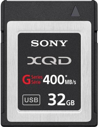 Sony XQD 32GB G serie