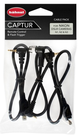 Hähnel Captur Cable Pack pro Nikon