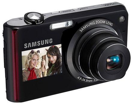 Samsung PL150 červený