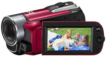 Canon LEGRIA HF R16 červená