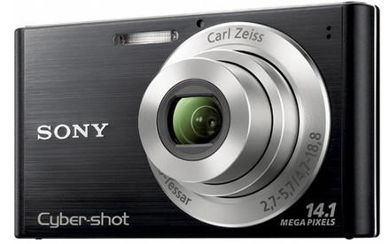 Sony CyberShot DSC-W320 černý