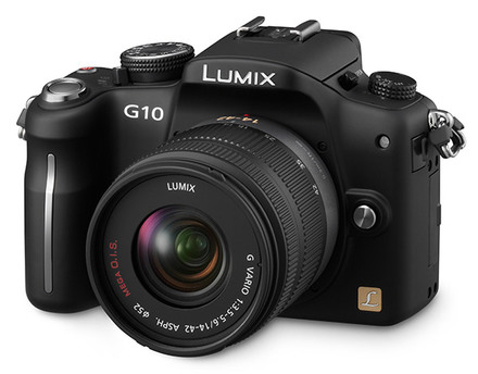 Panasonic Lumix DMC-G10 + 14-42 mm