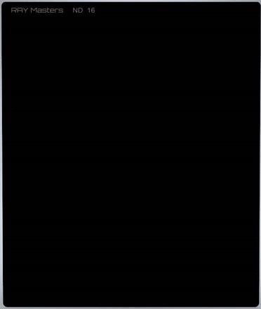 Ray Masters 84x100mm ND 16 filtr 1,2 plný