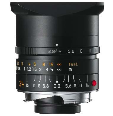 Leica 24mm f/3,8 ASPH ELMAR-M