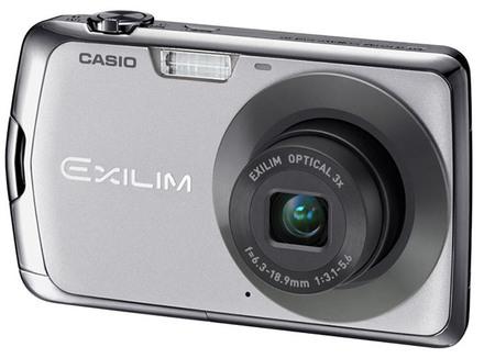 Casio EXILIM Z330 stříbrný